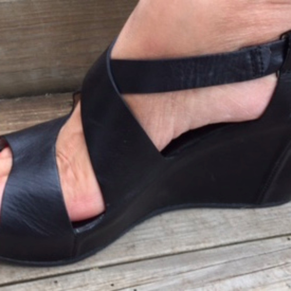 25993112b6 Attilio Giusti Leombruni Shoes | Agl Platform Wedge Sandal | Poshmark